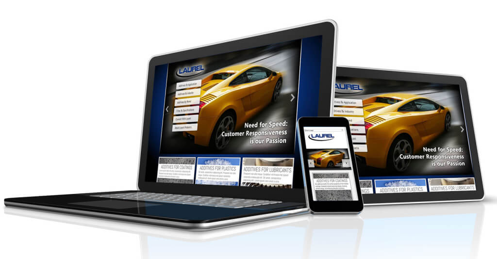 Websites must be optimized for mobile