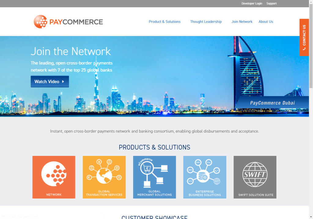 The Launch of PayCommerce's New WordPress Website - Full