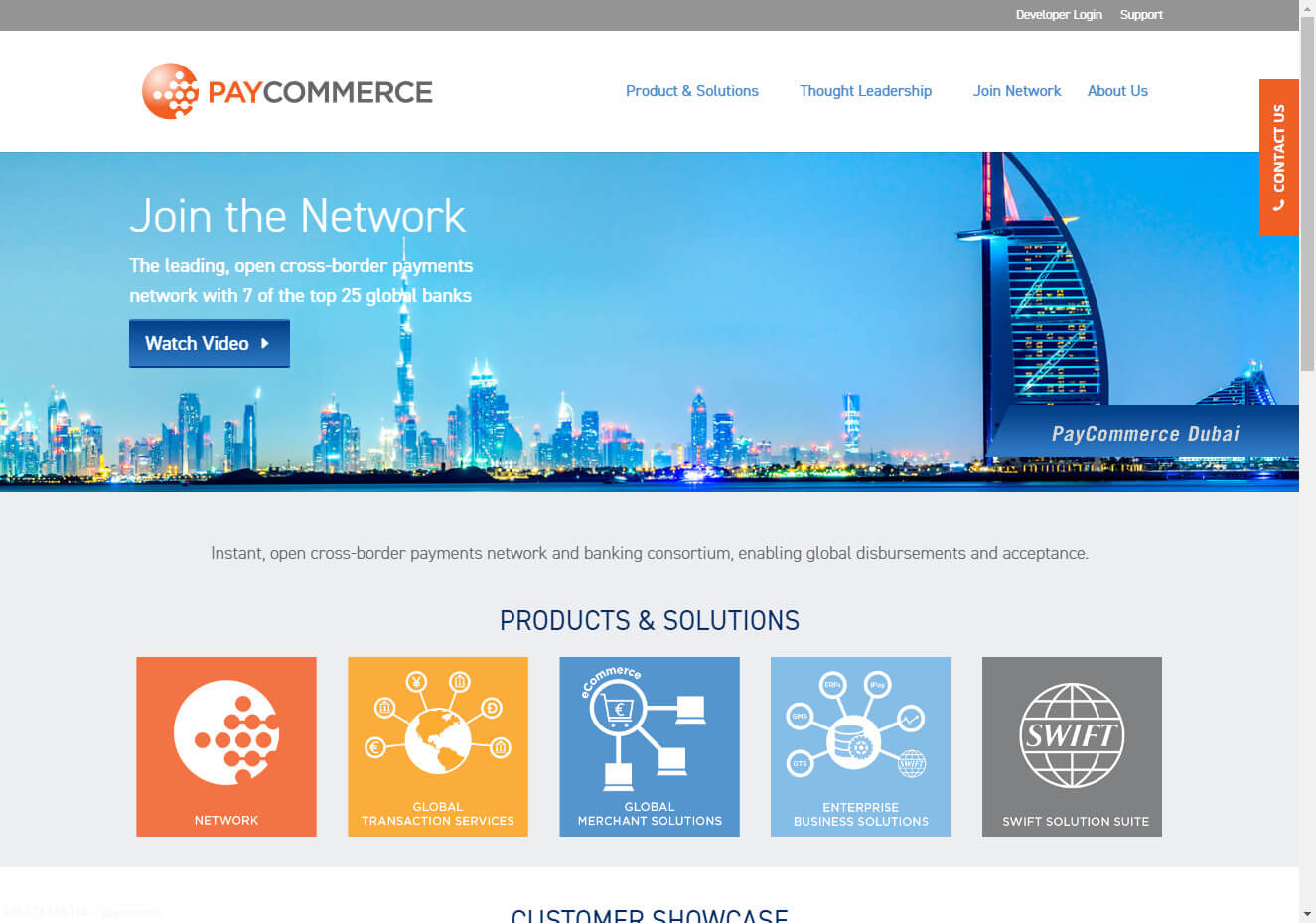 The Launch of PayCommerce's New WordPress Website